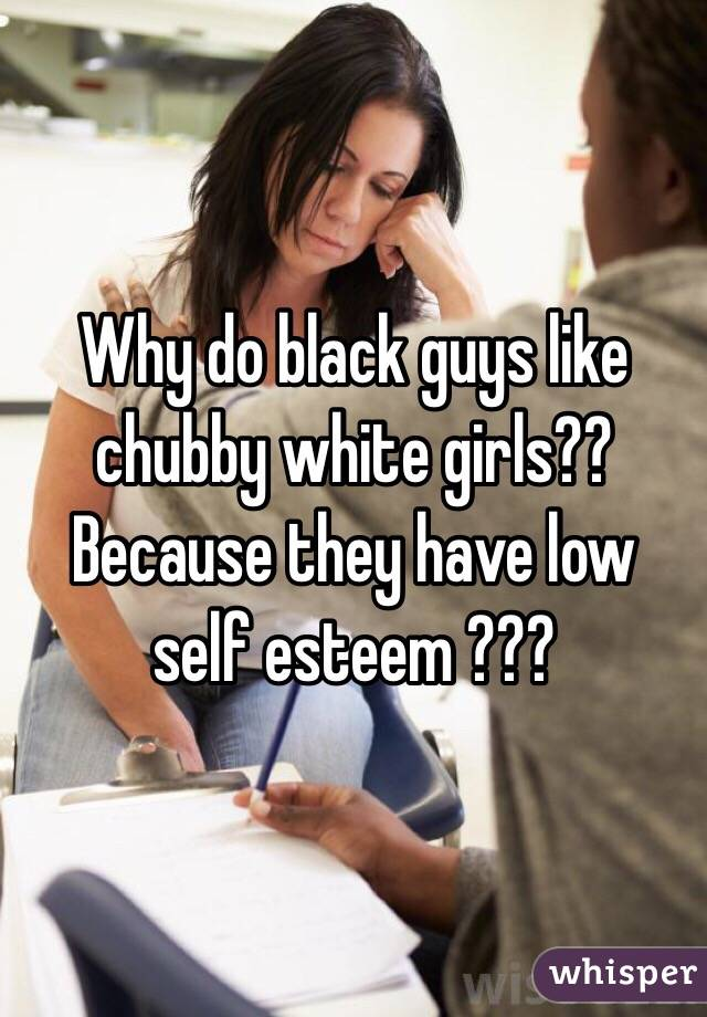 Why white girls prefer black men