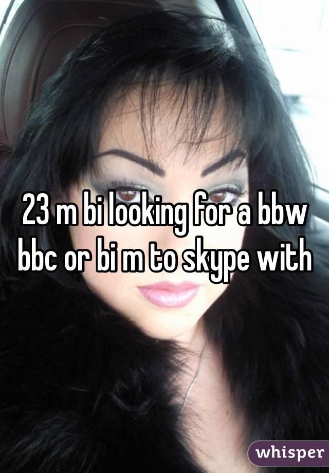 Bbw on skype