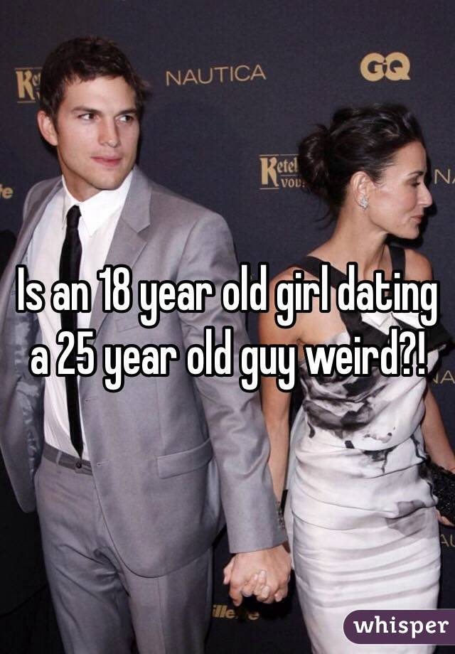 girl dating guy 3 years younger