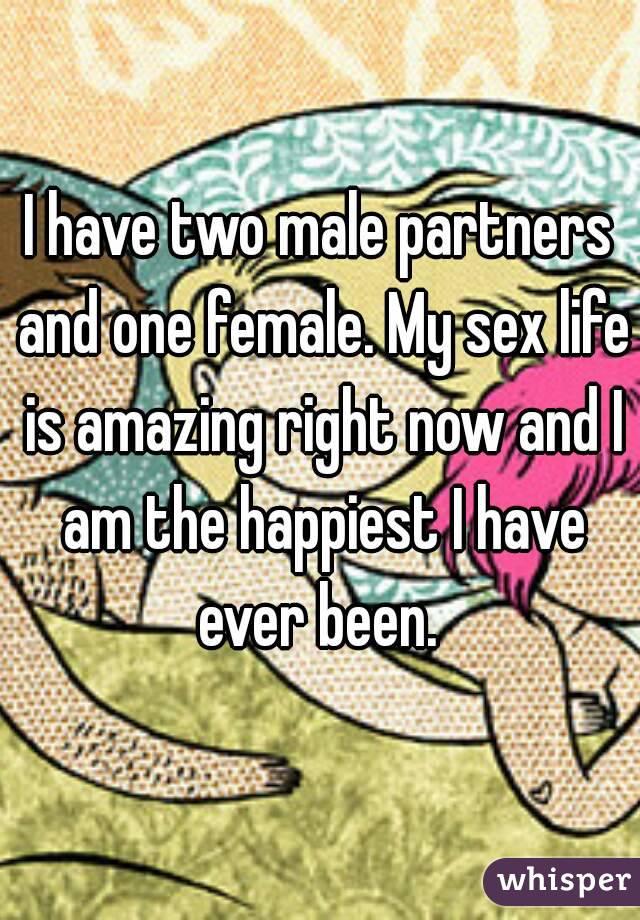 Секс одна на двоих
