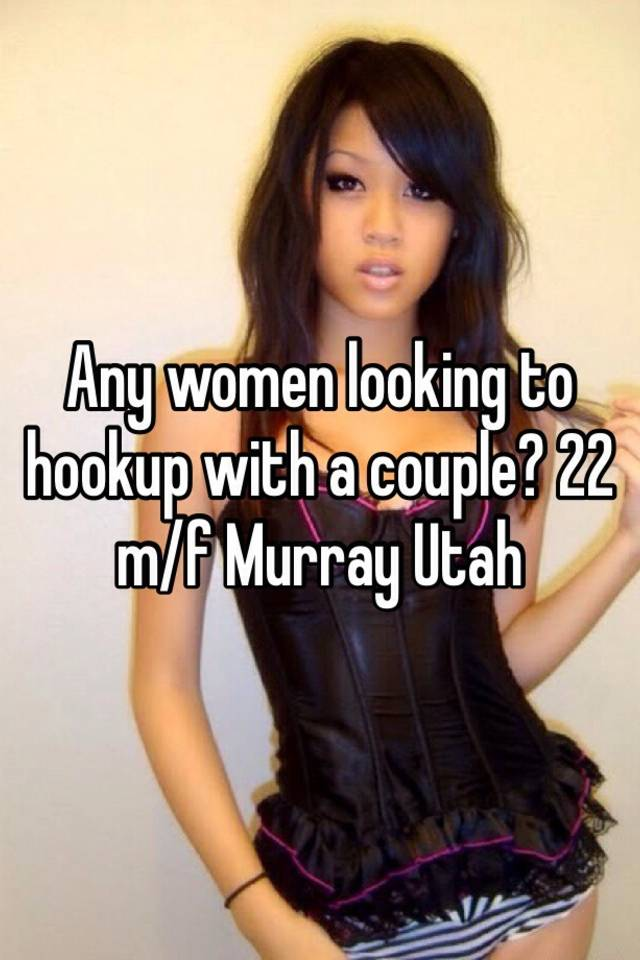 Women looking to hook up