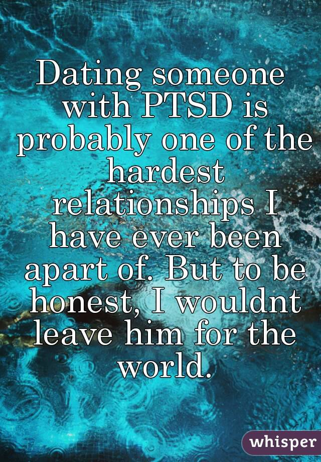 dating a woman with ptsd