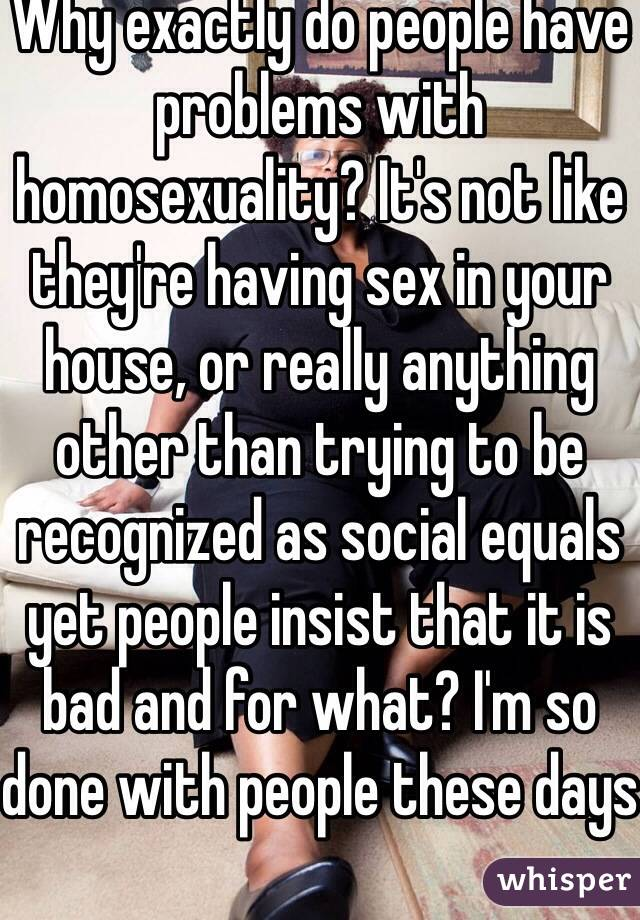 Why do people like to have sex