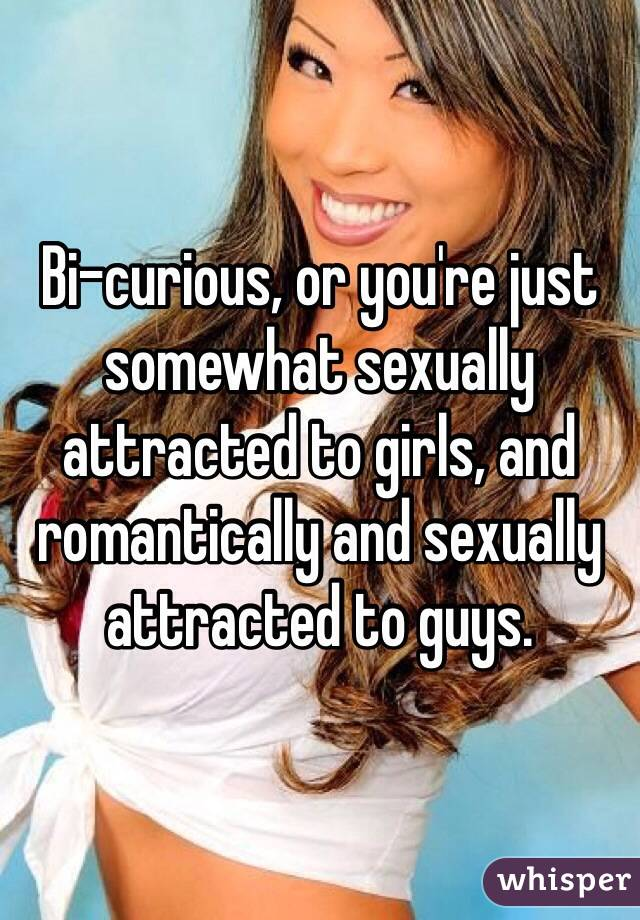 Girls sexually attracted to girls