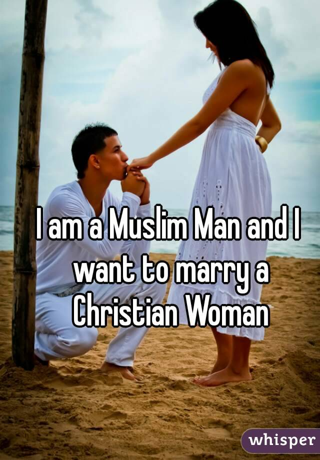 Hookup a muslim man as a christian