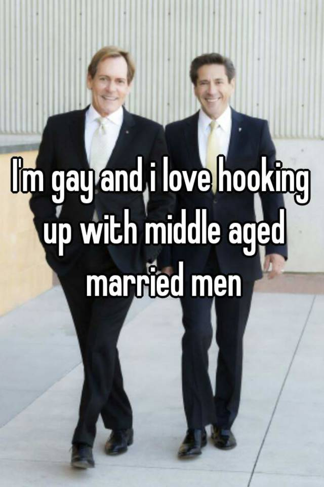 Middle aged hook up