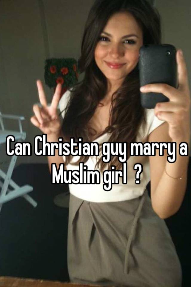 Dating a muslim guy christian