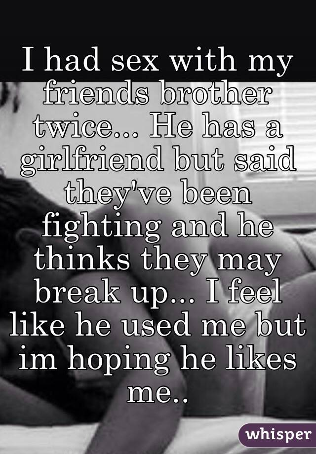 He sex with his brother