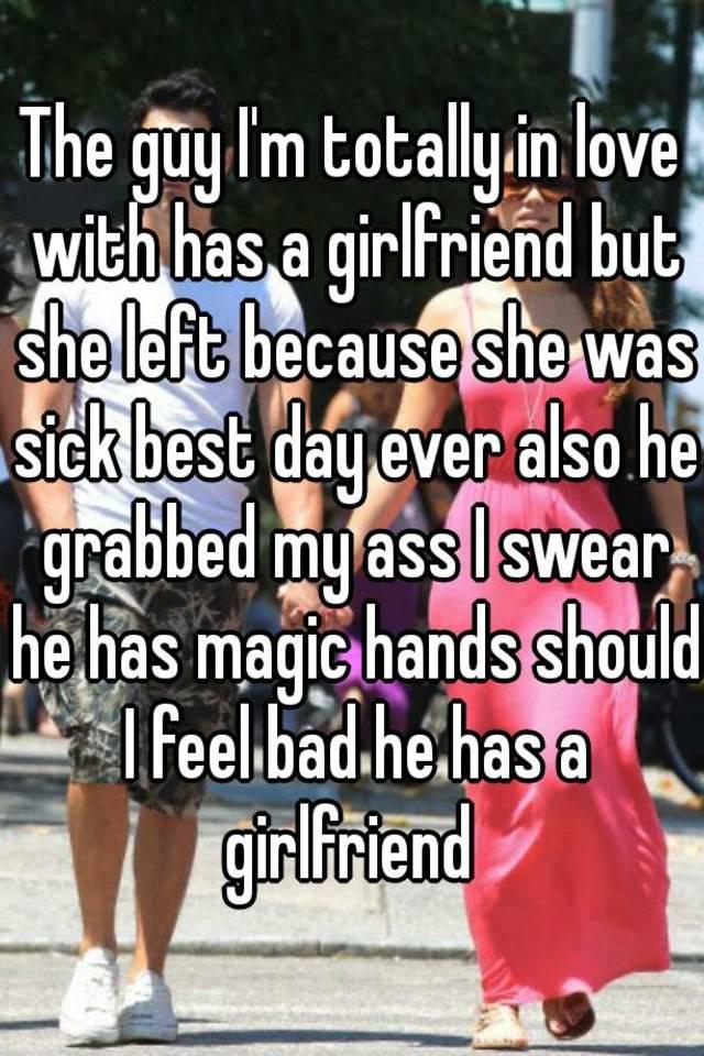 He Has Magic Hands