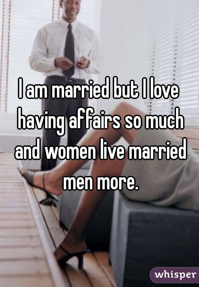 Married men having affairs with other men