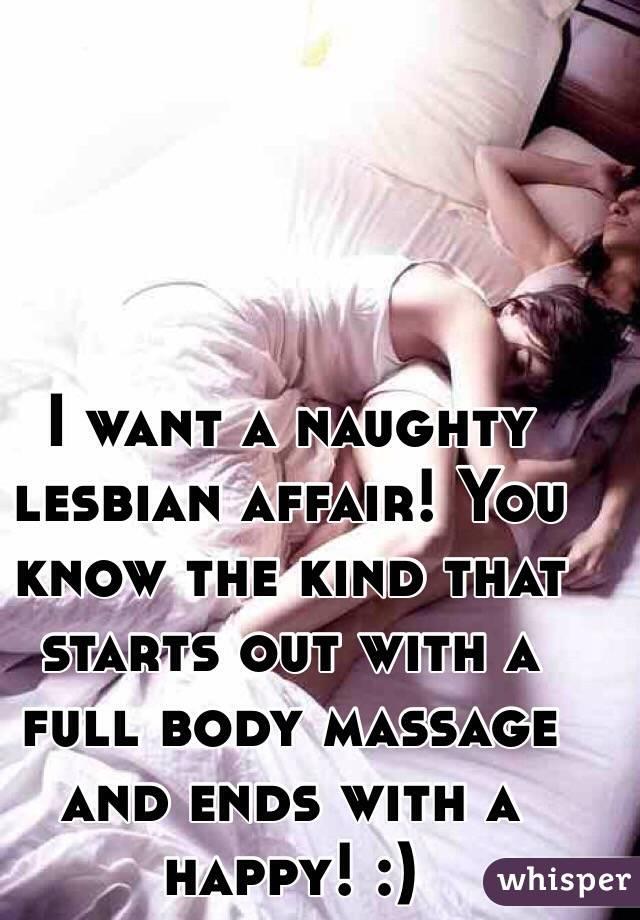 Naughty lesbian affair