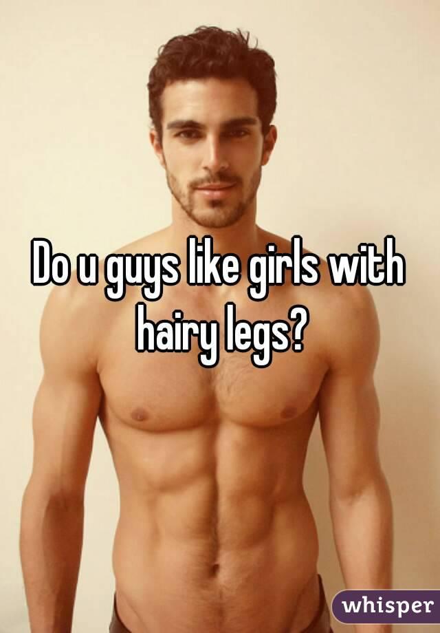 do girls like hairy guys