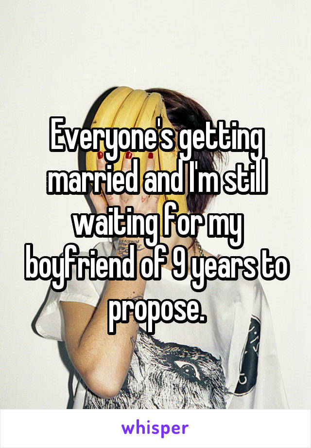 21 Women Who Are Impatiently Waiting For A Proposal