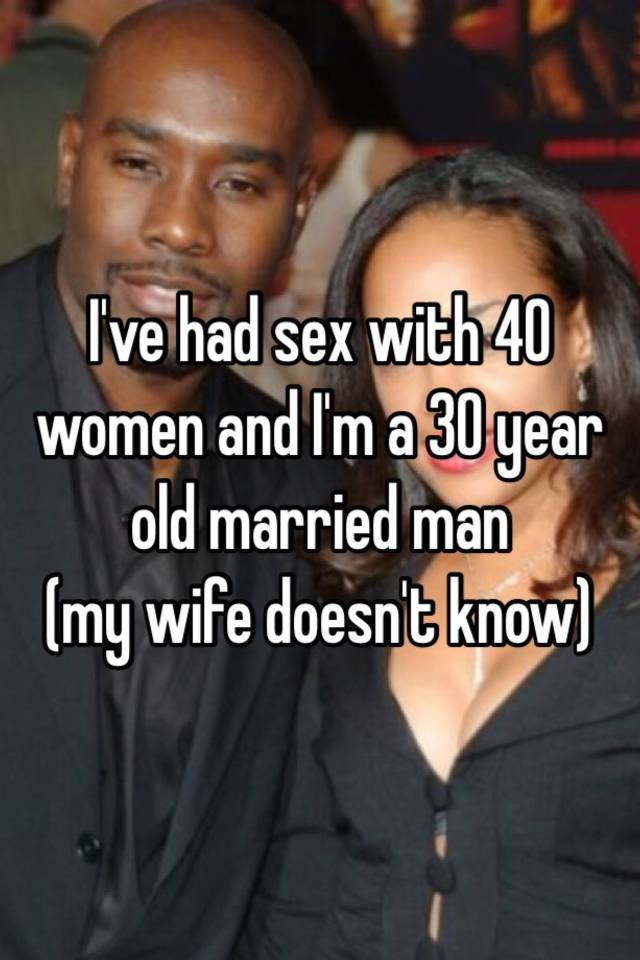 Man Sex Year With Old 40 A