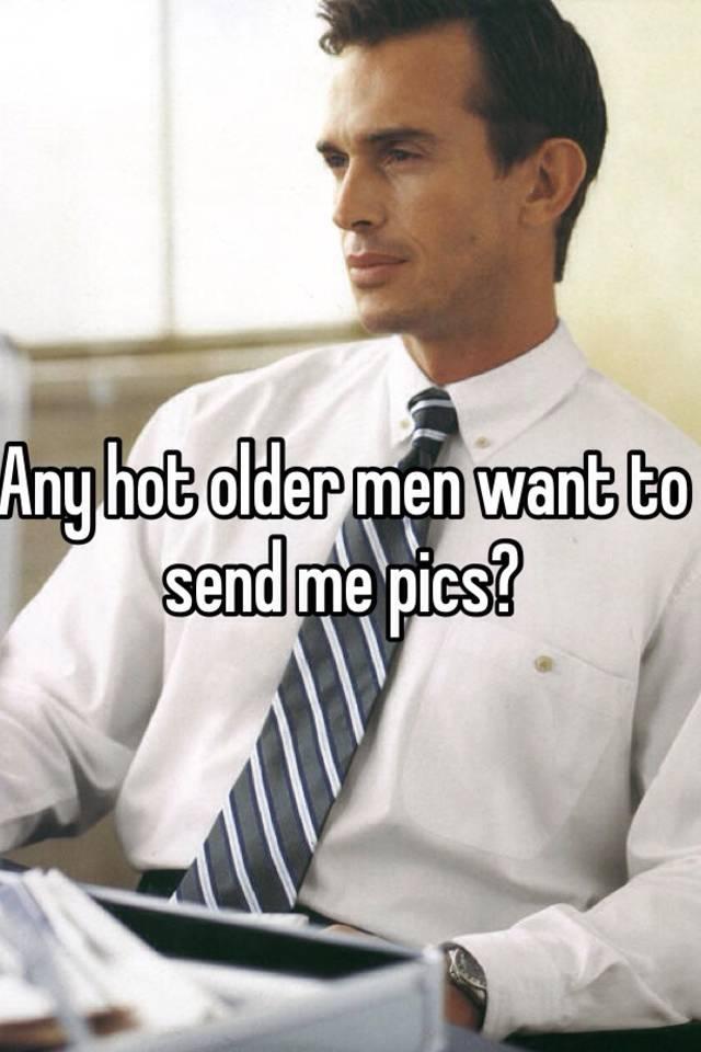Hot older me