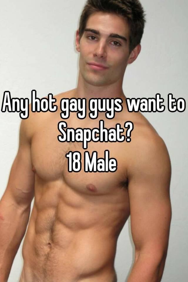 Sexiest gay guys