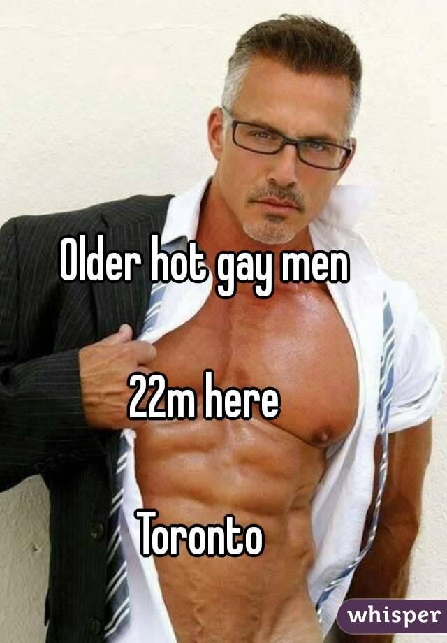 Old man gay hot