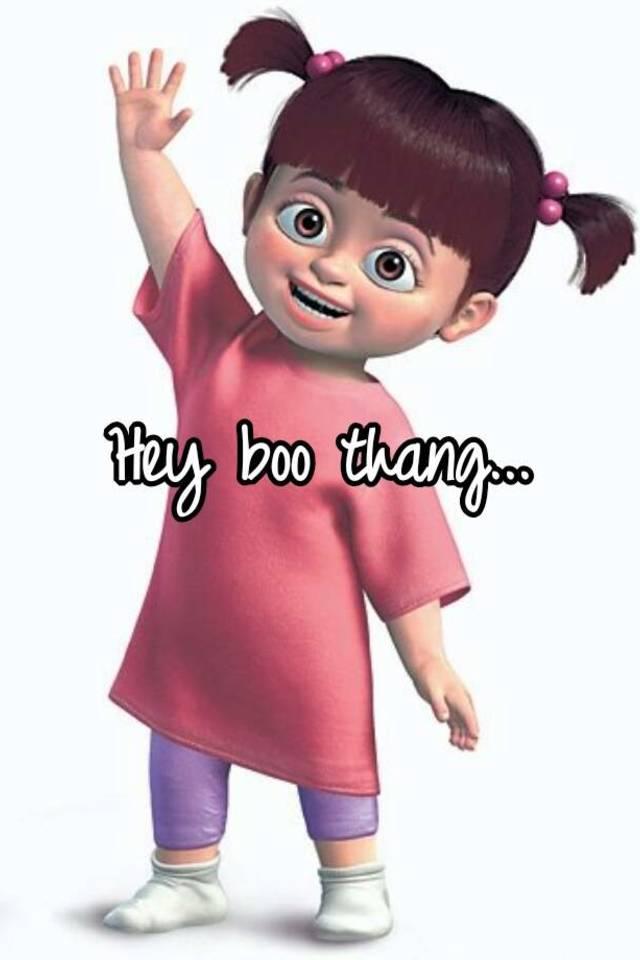Hey Boo Thang