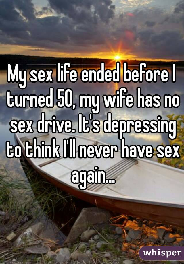 Wife they finally had sex