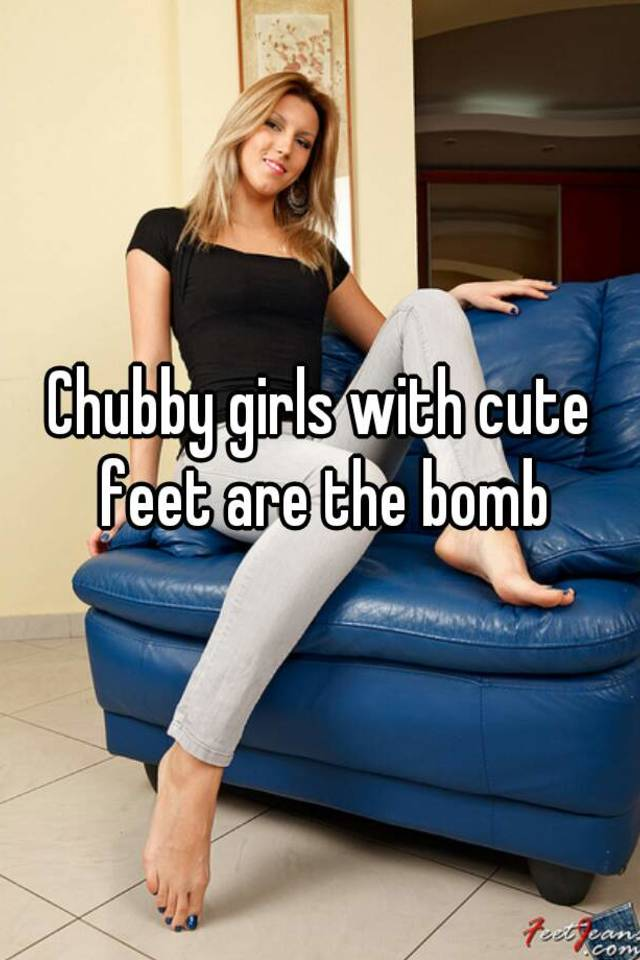 couch Chubby teen on