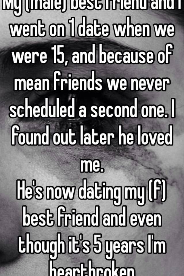 friends for five years before dating