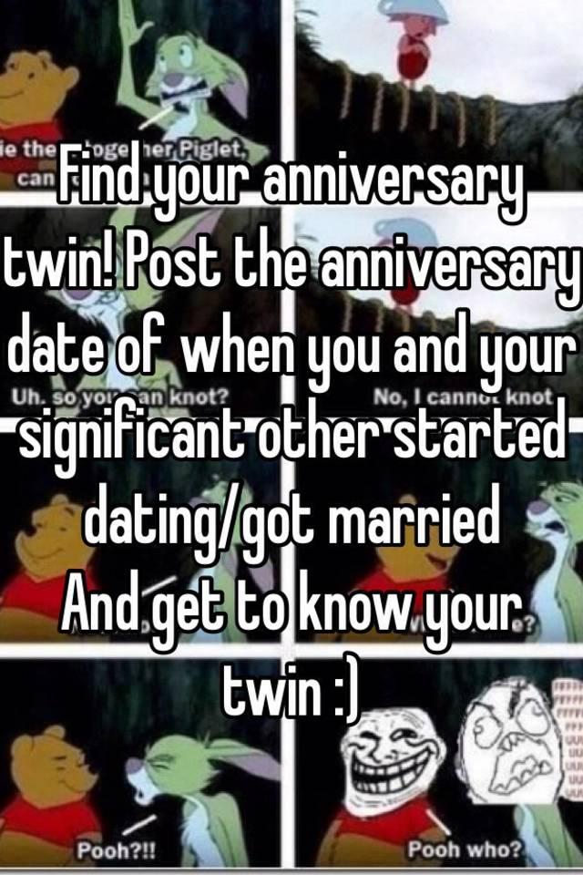 Ex jealous im dating twins