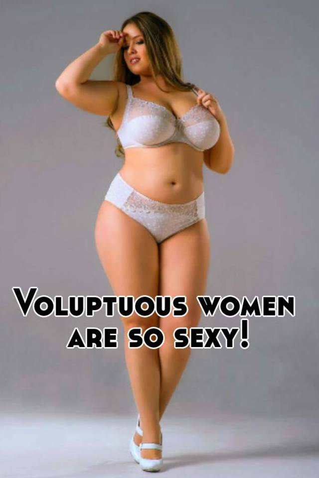 Images of voluptuous women