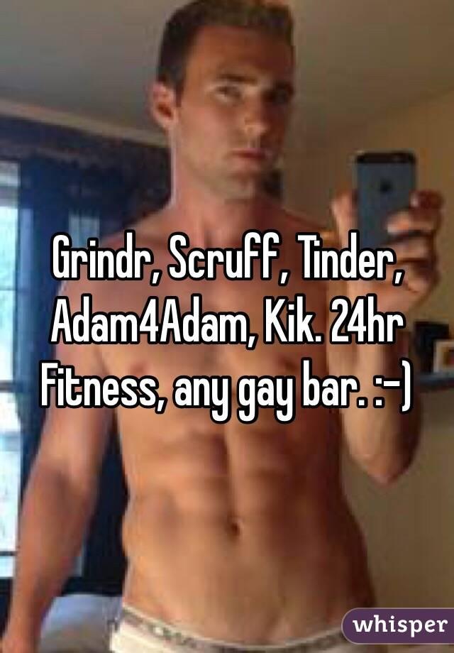 scruff gay