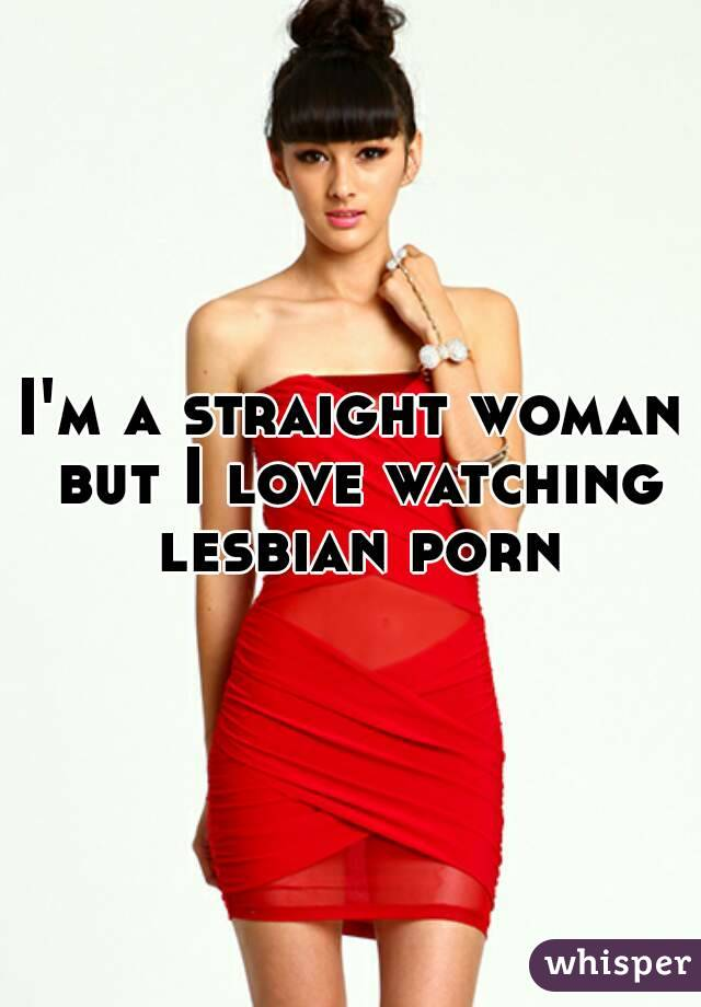 Not i love lesbian porn point