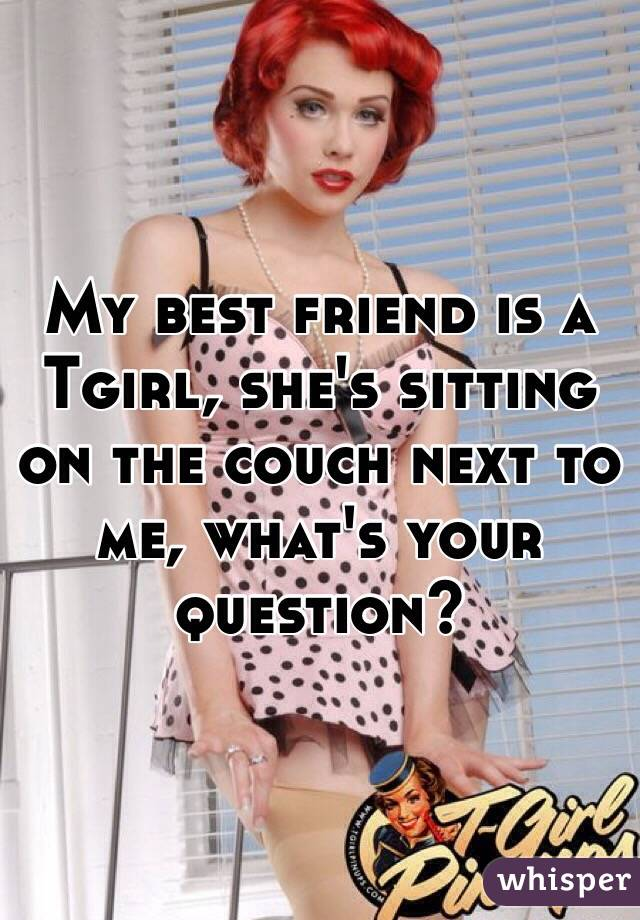 What is a tgirl