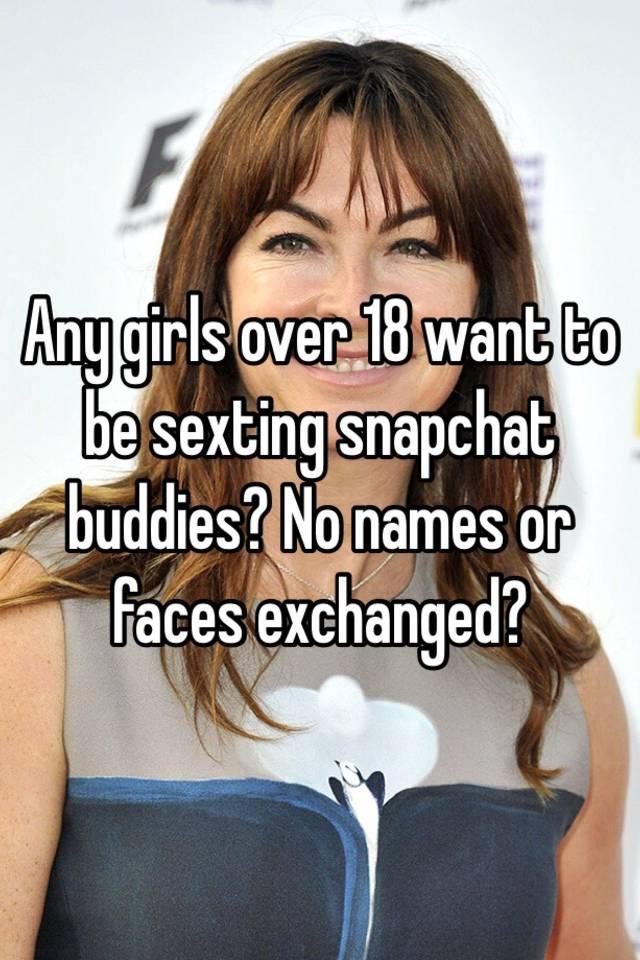 snapchat sexting girls
