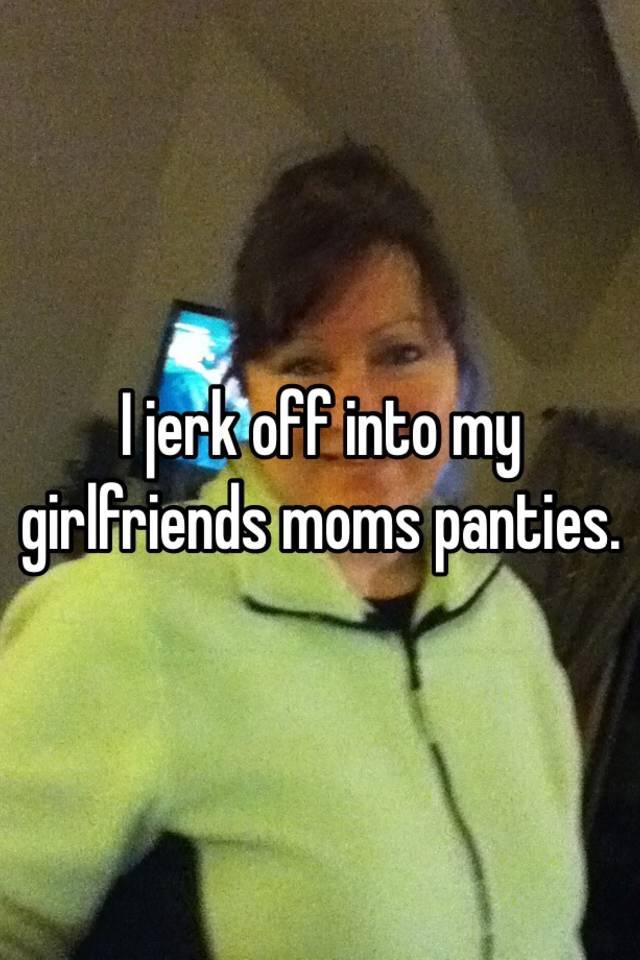 Jack Off On Panties