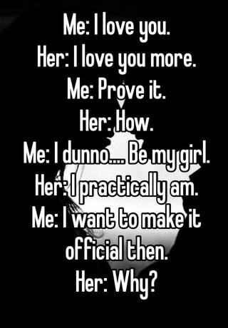 how to make her love u more