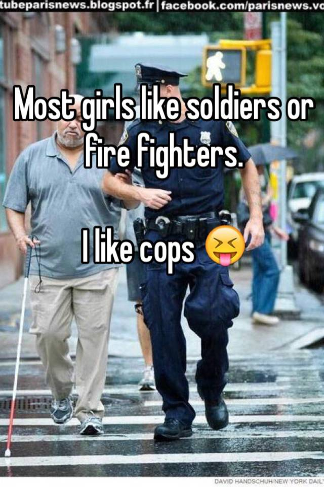 do girls like soldiers