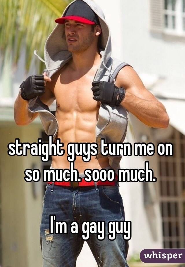 Can you turn a straight man gay