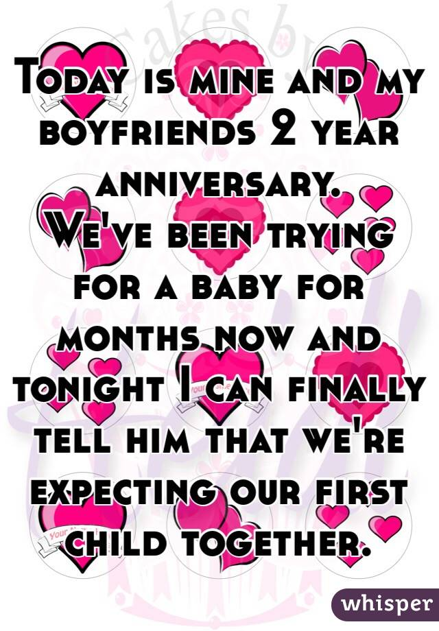 2 years together anniversary