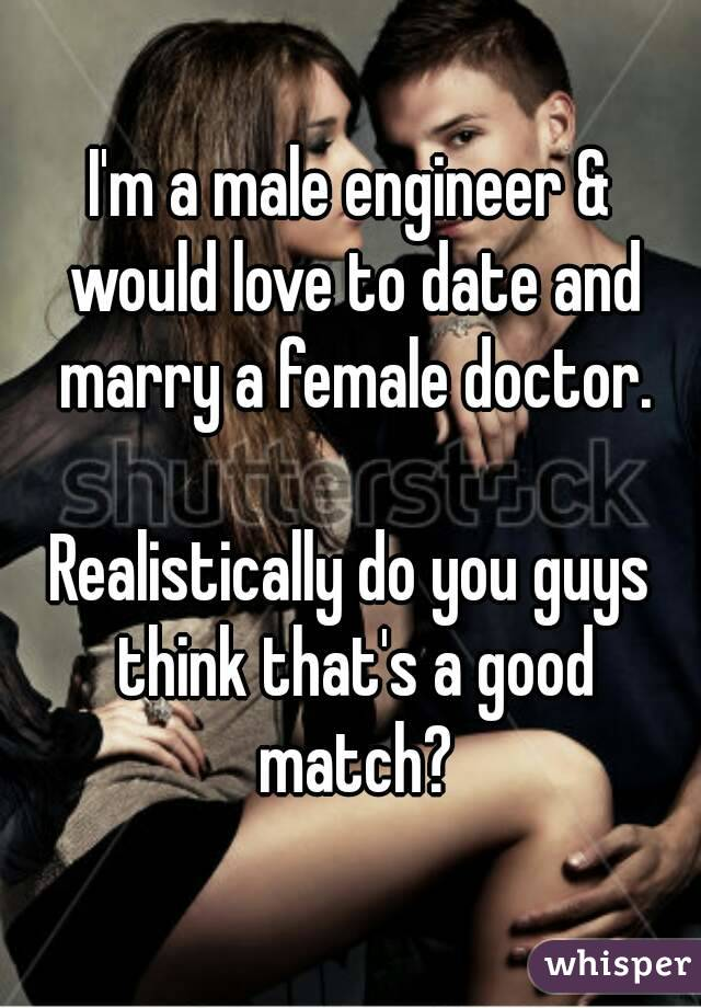 Dating female engineer