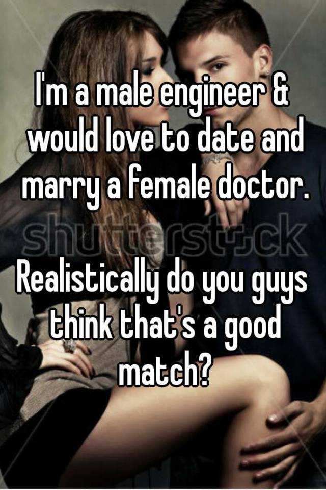 Dating a female engineer