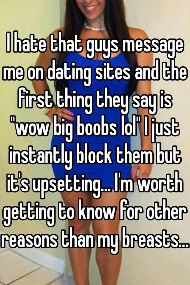 Dating sites are they worth it