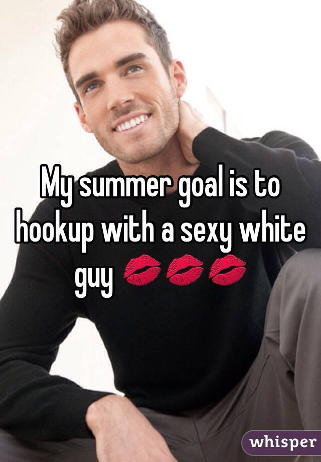 How Is It Hookup A White Guy