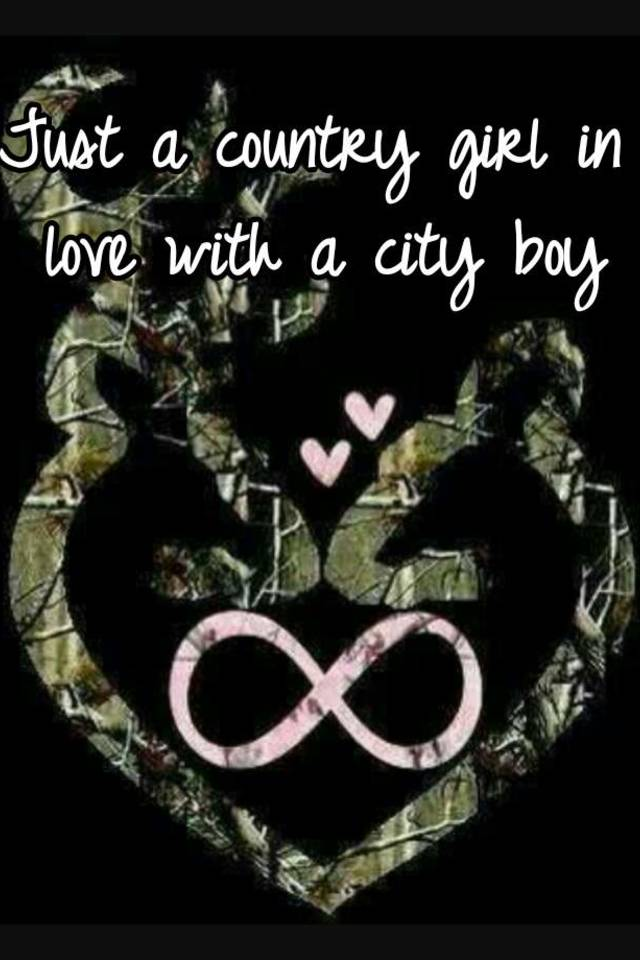 d36335b6ecc6 Just a country girl in love with a city boy