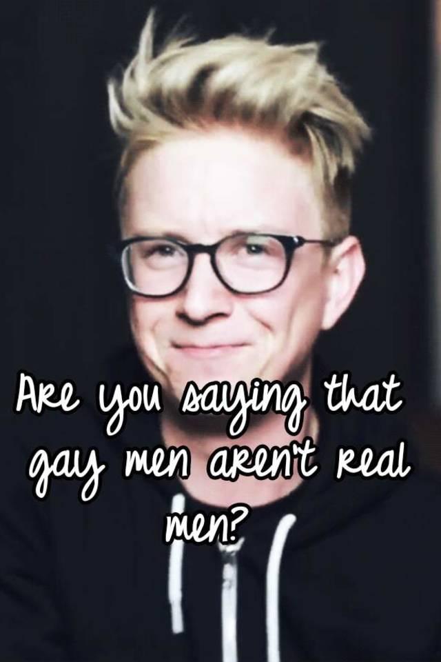 real gay men