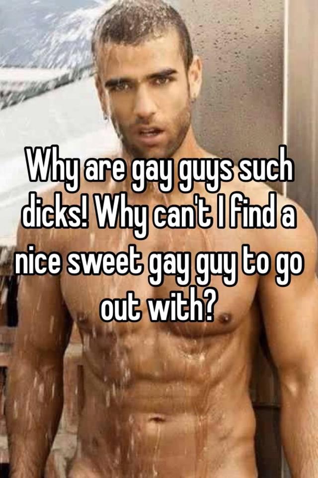 Sweet gay guys