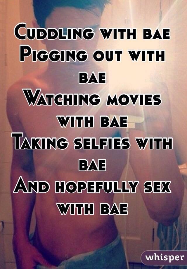Pigging sex
