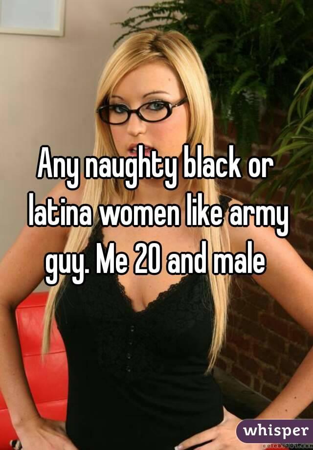 Naughty latina women