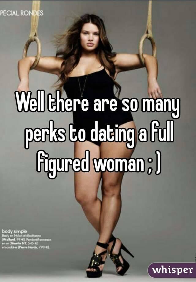 Full figured women dating