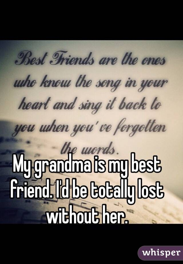 i lost my best friend song