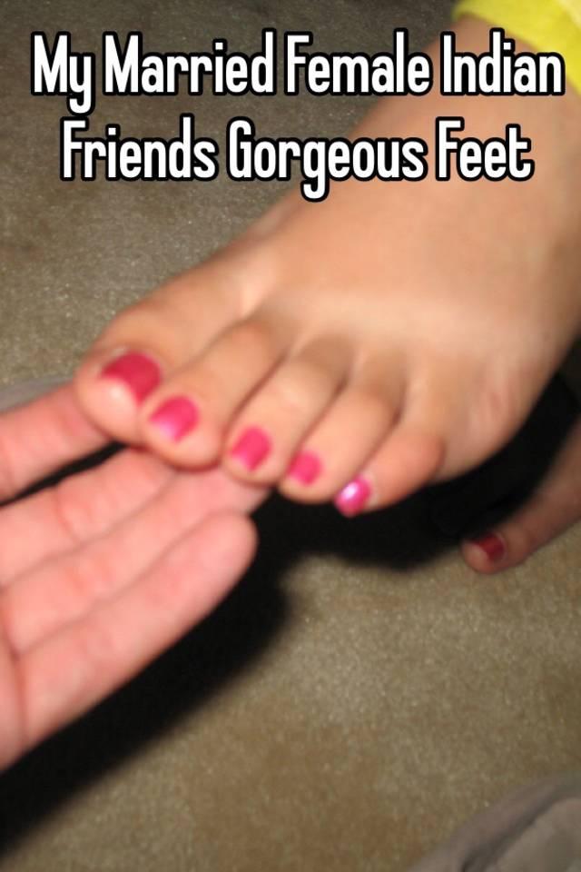 Gorgeous feet pics