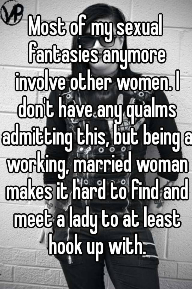 Sexual fantasies of married women