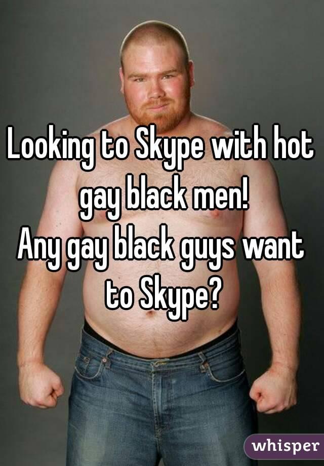 Hot black guys gay